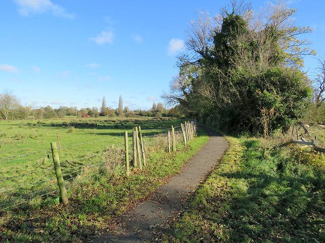 Footpath to Sawston
