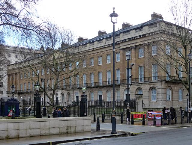 Richmond Terrace, Whitehall