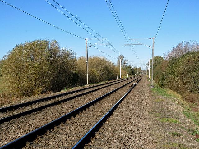 The Cambridge line
