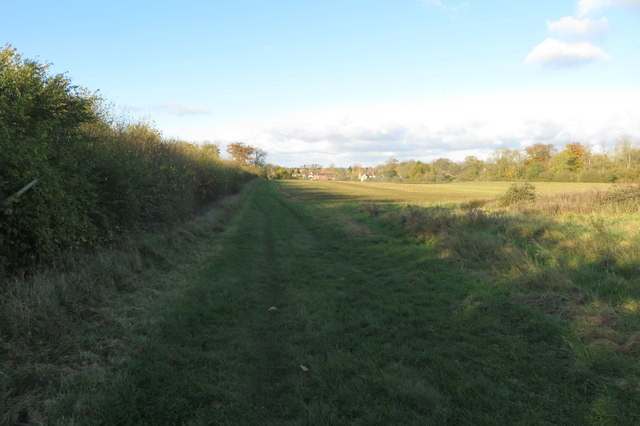 Footpath into Turvey