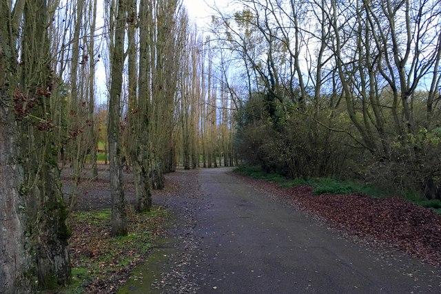 Stanborough car park