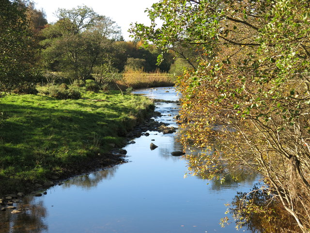 The River East Allen south of Catton (2)