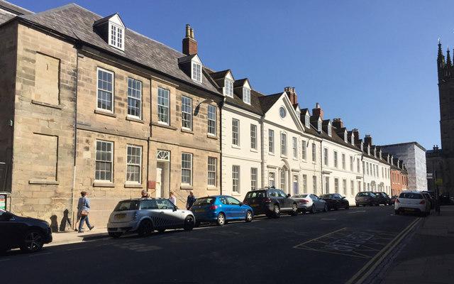 Northgate Street unwrapped, Warwick
