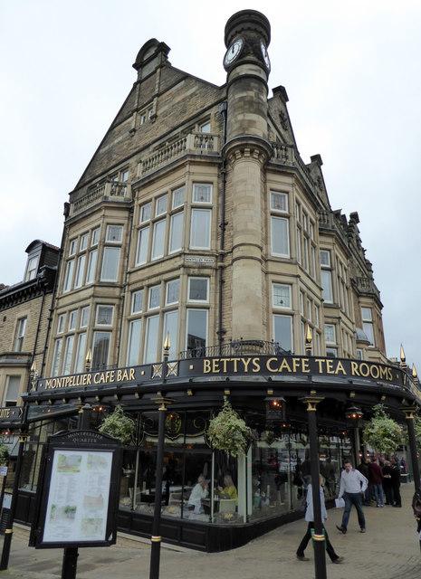 Bettys Café Tea Rooms, Harrogate
