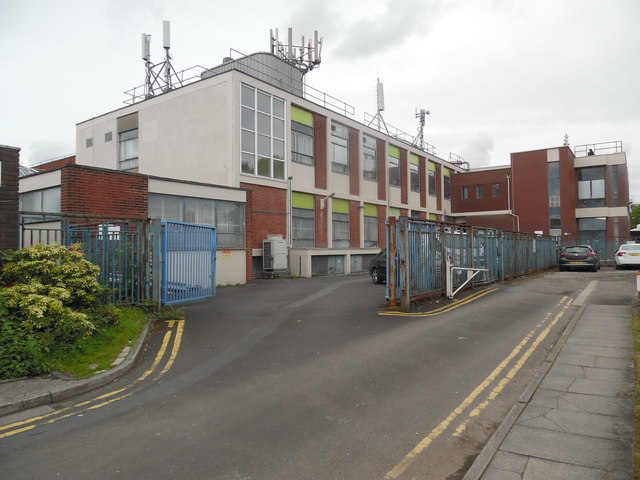 Bury Telephone Exchange (1)