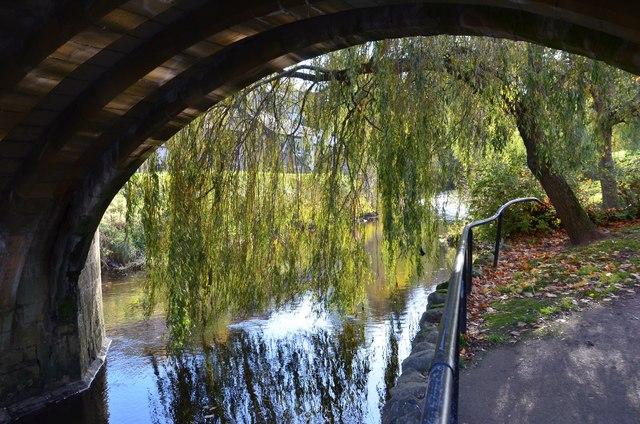 Canongate Bridge, Jedburgh