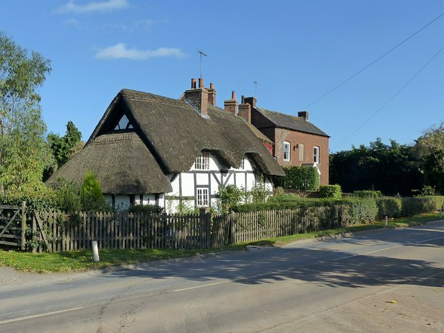 The Thatched Cottage, Coton in the Clay