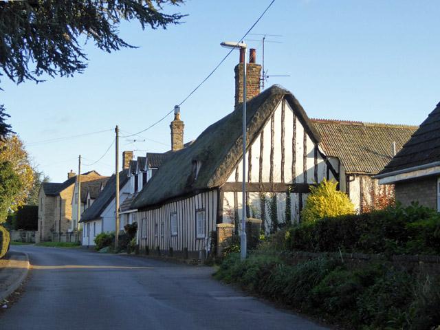 Horse and Gate Street, Fen Drayton