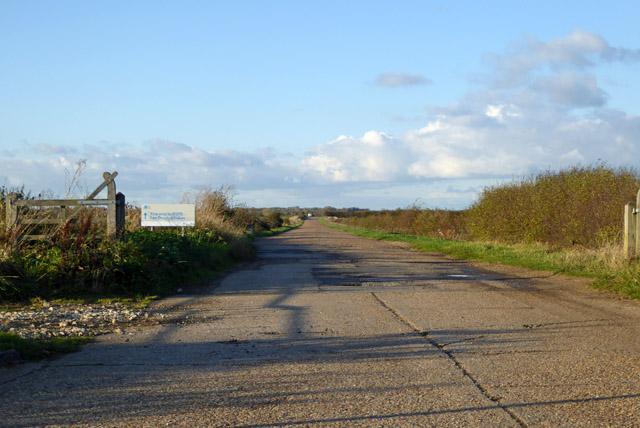 This way to RSPB Fen Drayton Lakes