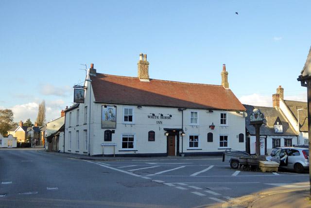 The White Horse Inn, Swavesey