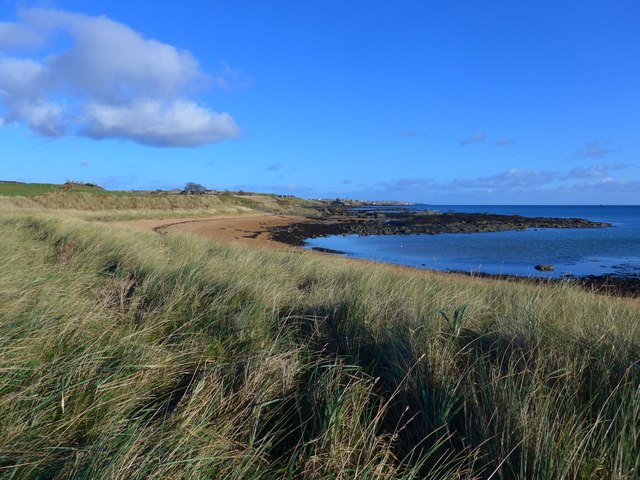 On the Fife Coastal Path