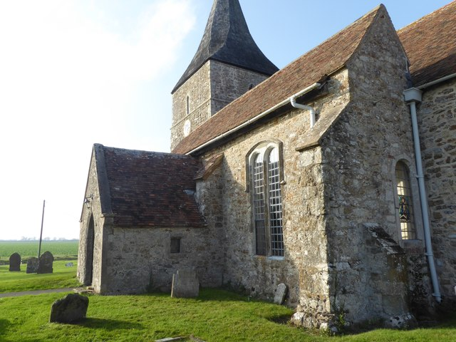 St Mary's Church at St Mary in the Marsh