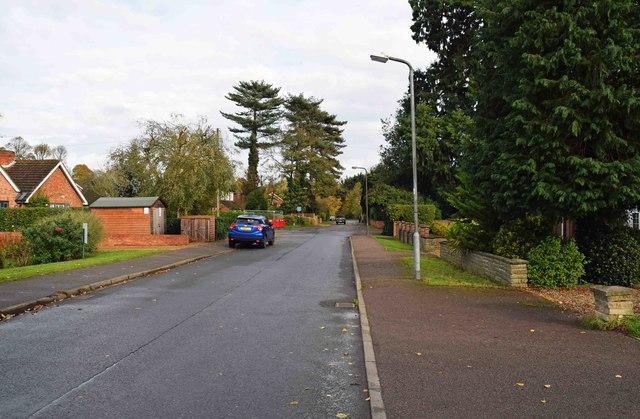 Gossmore Lane, Marlow, Bucks