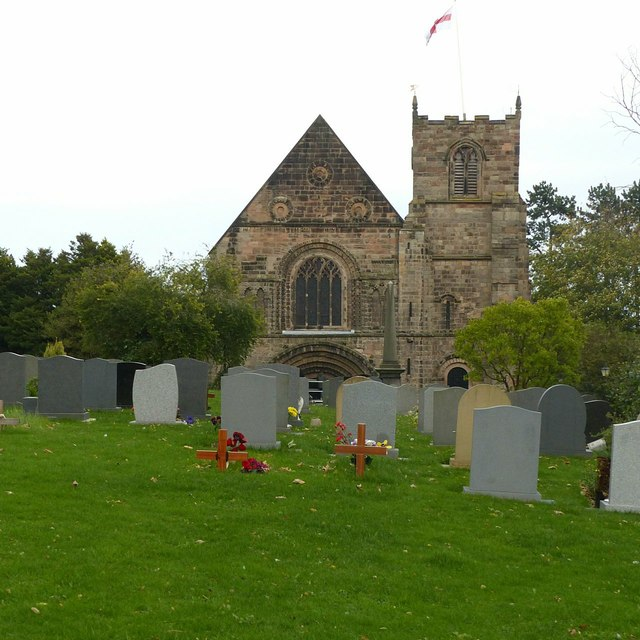 Church of St Mary, Tutbury