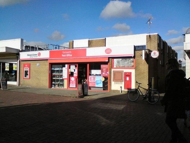 Farnworth Post Office