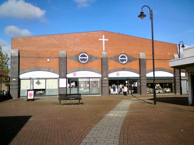Salvation Army, Farnworth