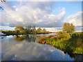 TL3671 : River Great Ouse by Robin Webster