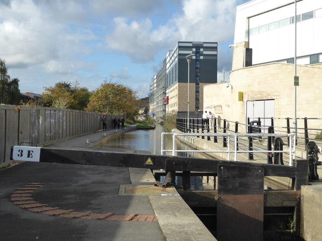 Lock 3E - Huddersfield Narrow Canal