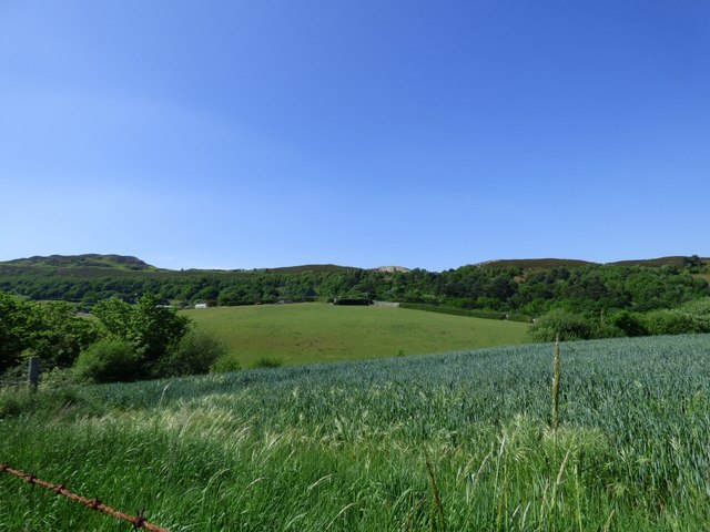 The last field in Conwy