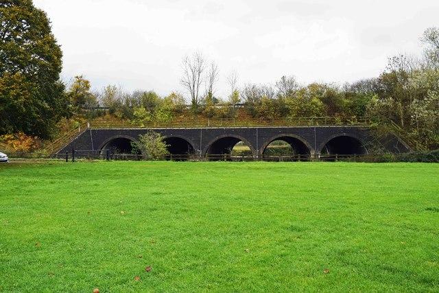 Flood tunnels, Marlow, Bucks