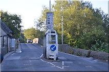 SP4408 : Swinford Toll Bridge by N Chadwick