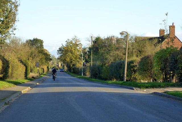Cootes Lane, Fen Drayton