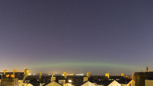 Aurora Borealis, Bangor