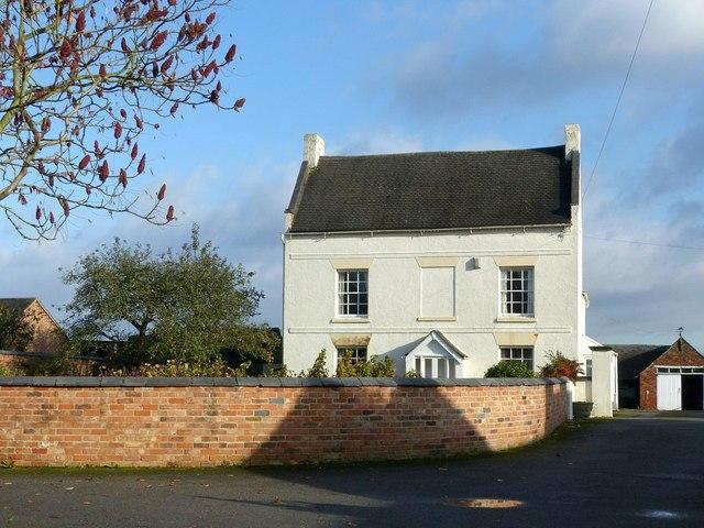 Corner House, Findern