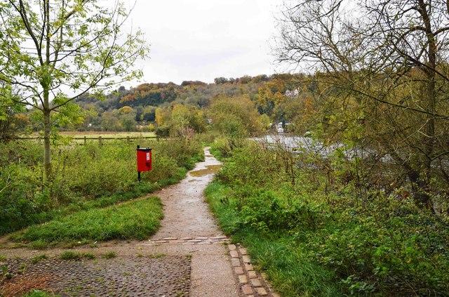Thames Path, Marlow, Bucks