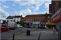 SU8693 : Frogmoor, Church St junction by N Chadwick