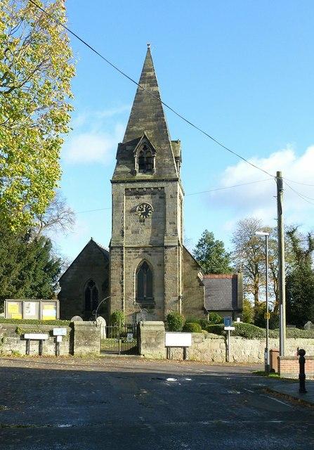 Church of All Saints, Findern
