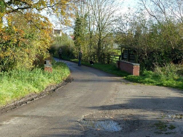 Common Piece Lane