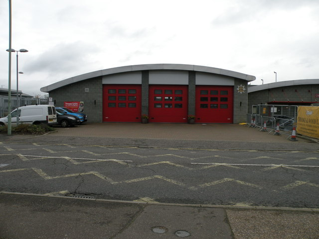 Newmarket Community Fire Station