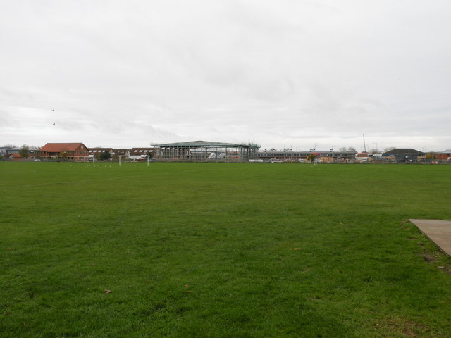 George Lambton Playing Fields, Newmarket