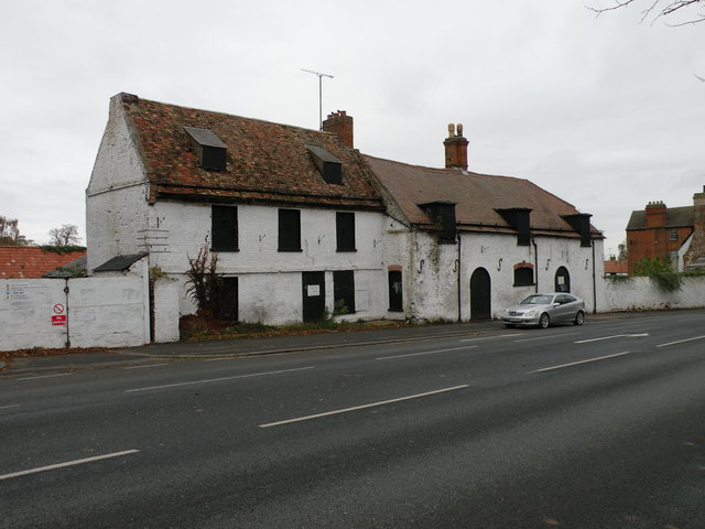Queensbury Lodge, High Street
