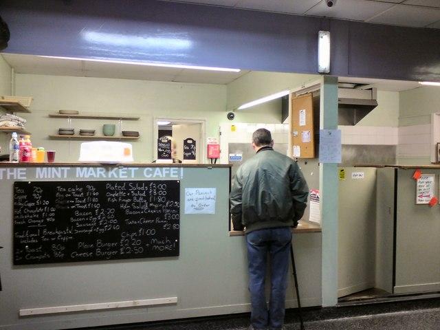Mint Market Cafe