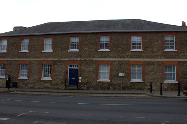 Old County Police Station, Abingdon
