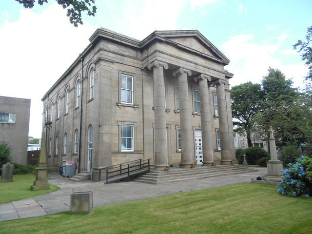 Longholme Methodist Church, Rawtenstall