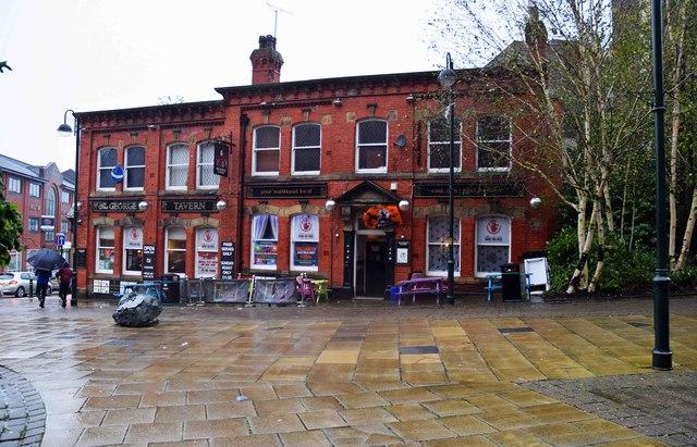 The George Tavern (1), 42 George Street, Oldham