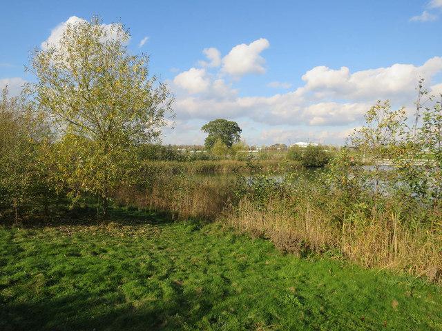 West Cambridge Lake
