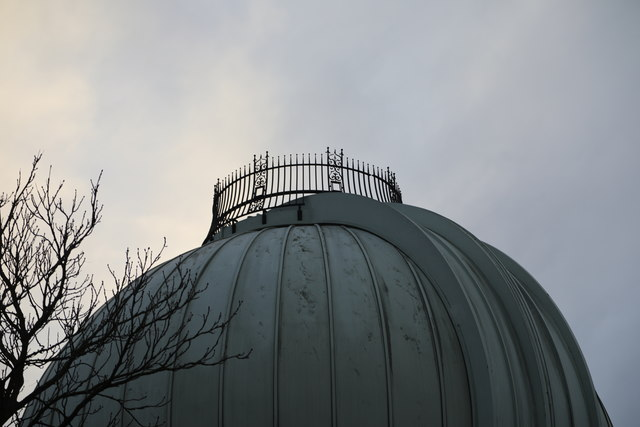 Roof at the Royal Observatory, Greenwich