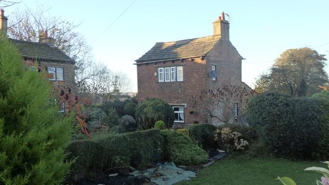 Brick Built Cottage, Little Horton Green
