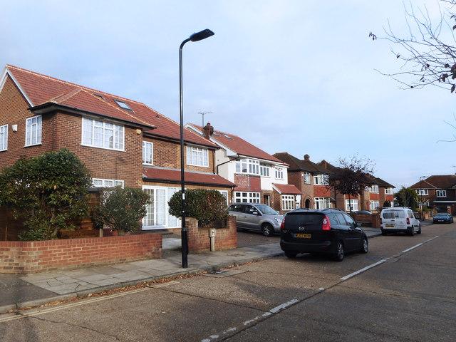 St Mary's Avenue, Norwood Green