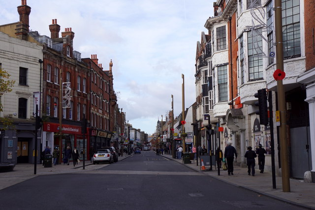 Bromley High Street