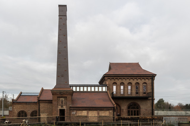 The Engine House, Tottenham Marshes