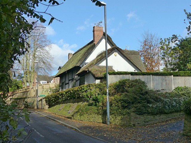 Ye Olde Cottage, The Hollow, Littleover