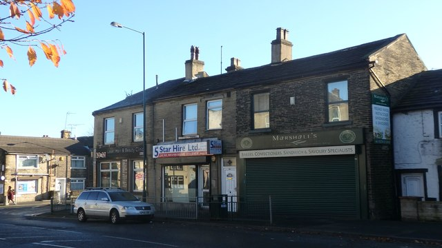 499 to 503 Great Horton Road