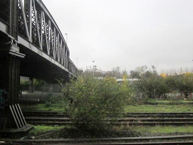 Small Heath Bridge Birmingham