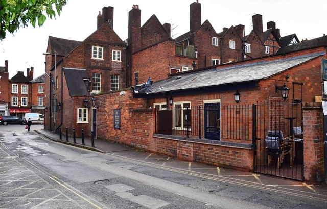 The Real Ale Tavern (3), 67 Load Street, Bewdley, Worcs