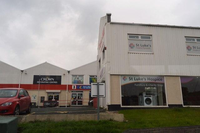 Sugar Mill Retail Park